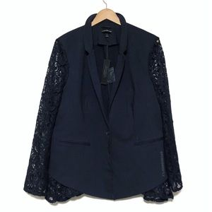 NWT Lane Bryant The Bryant Blazer